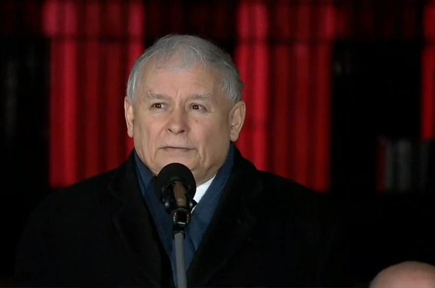 Jarosław Kaczyński: To przedostatni marsz. Jesteśmy już blisko prawdy! Cel zostanie wypełniony