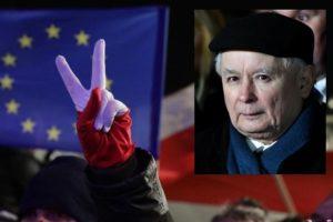 To nie Kaczyński, a Polska zapłaci za zniszczenie demokracji