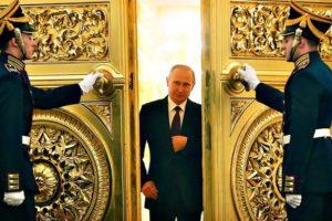 Panie Prezydencie, dzisiaj jest dzień, w którym powinien Pan pogratulować Vladimirowi Putinowi ponownego wyboru
