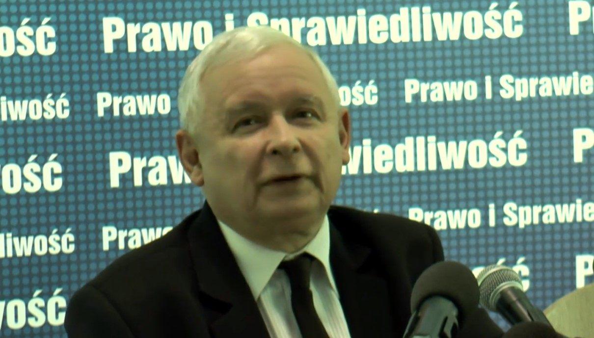 Adam Mazguła: Jak taka fajtłapa mogł nas, jako naród, tak upodlić? Panie J. Kaczyński, jest Pan mistrzem hipokryzji