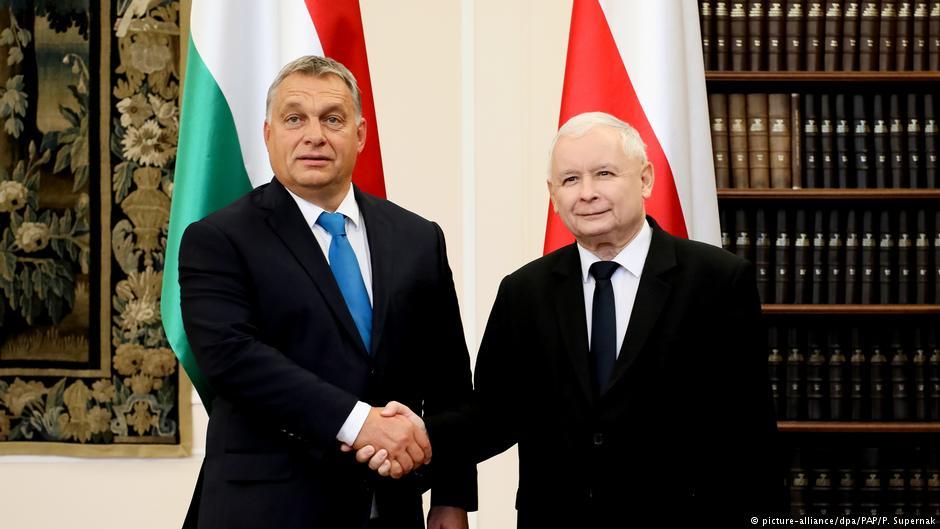 """Rosnące nacjonalistyczne nastroje w UE. """"Orban i Kaczyński muszą się zdecydować czy chcą należeć do demokratycznej Europy"""