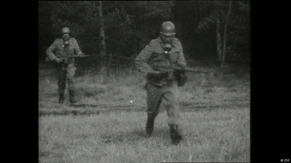 Tajemnice zimnej wojny. Niemcy planowała użycie broni chemicznej