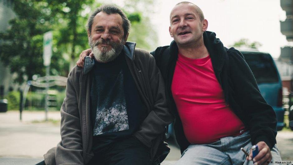 Niemcy. Historia dwóch bezdomnych Polaków z ulicy w Kolonii