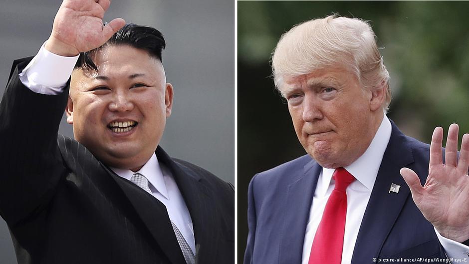 Donald Trump spotka się z przywódcą Korei Północnej Kim Dzong Unem 12 czerwca