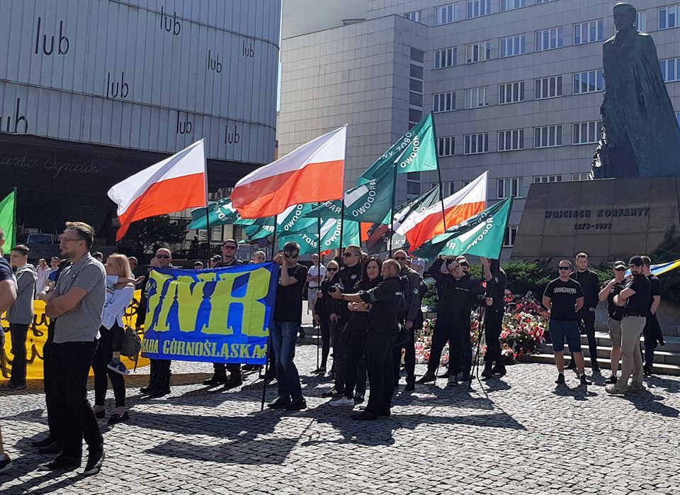 Adam Mazguła: W Katowicach brunatna zaraza nie przeszła