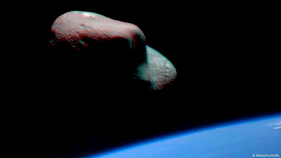 Niebezpieczne asteroidy