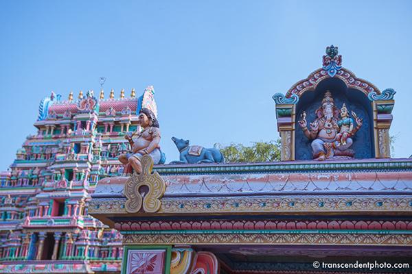 Kolejna świątynia do której trafiłem tego dnia to Adi Kumbeswarar.