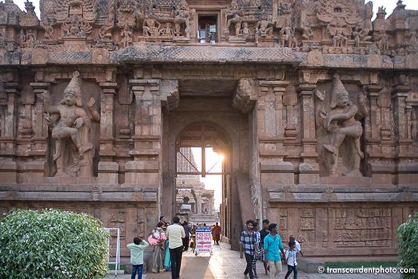 Świątynia Brihadeeswarar – wpisana na listę Zabytków Światowego Dziedzictwa UNESCO.