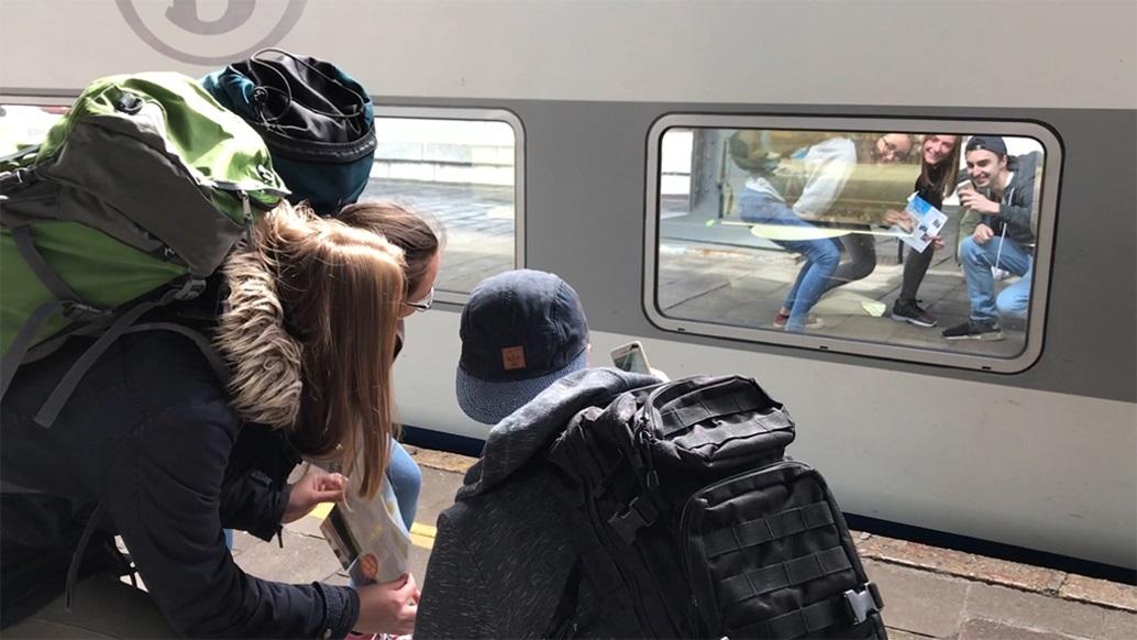 Inicjatywa Parlamentu Europejskiego. Odkryj UE: Bezpłatne bilety kolejowe dla 18-latków