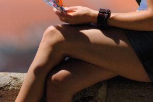 Klika prostych ćwiczeń na smukłe nogi