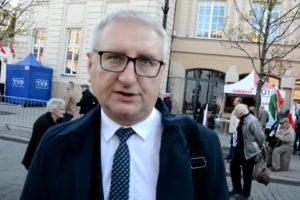 Roman Giertych: List do zawieszonego Pięty
