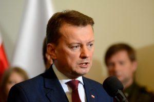 Adam Mazguła: Kosmiczny sukces Mariusza Błaszczaka