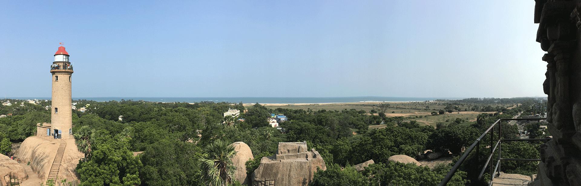 Do Pondicherry i nieco dalej