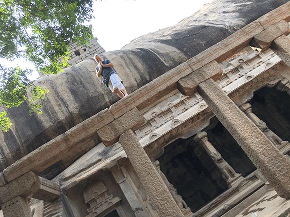 Mahabalipuram to nie tylko Siedem Pagód
