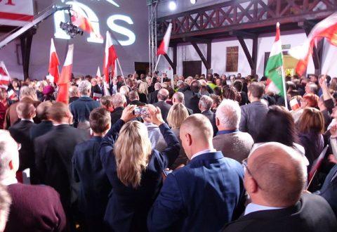 Wadim Tyszkiewicz o PiS – Partia miernot z 30% poparciem