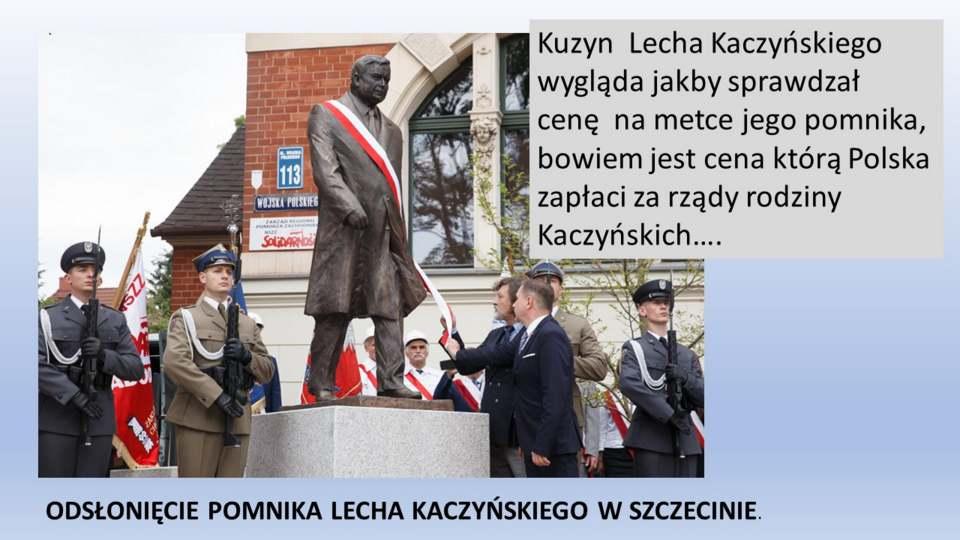 Andrzej Żukowski: Pomniki, które stawia partia, obala naród