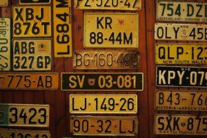 Zmiany w rejestracji pojazdów. Będzie nowy format tablic