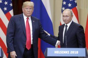 """Spotkanie Trumpa i Putina: """"Najgorsze dyplomatyczne wystąpienie prezydenta USA"""", """"Putin osiągnął ogromny sukces"""""""