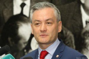 """Biedroń dla niemieckiego """"Die Welt"""": """"Kaczyński nie jest wszechmocny"""" a """"PO zawiodła"""""""