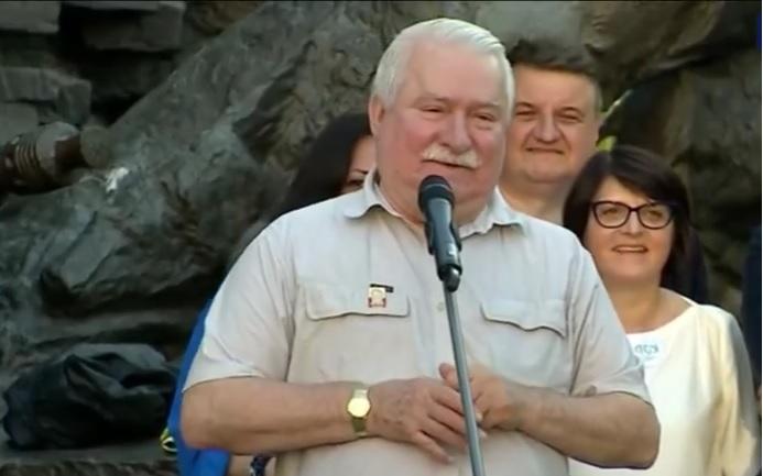 Adam Mazguła: Panie Kaczyński, podobają się Panu przesłane listy z kulą i obiecanką śmierci dla Prezydenta Lecha Wałęsy