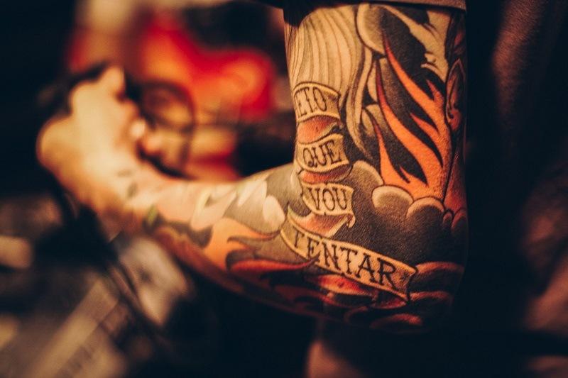 Wszystko o usuwaniu tatuażu