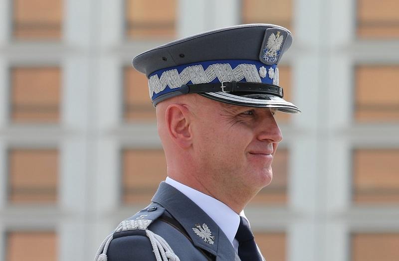 Komendant Główny Policji gen. insp. Jarosław Szymczyk