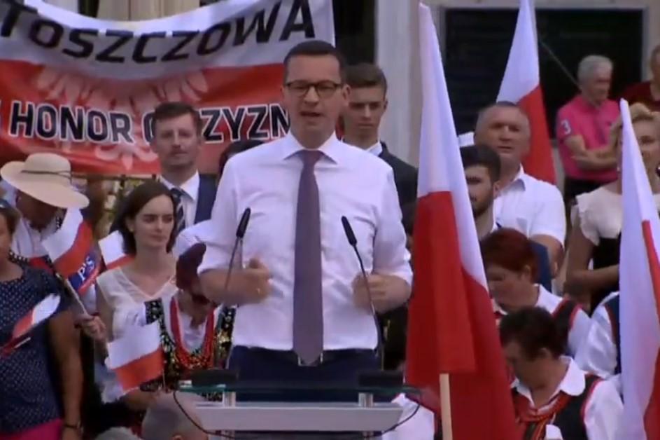 Morawiecki będzie musiał przeprosić za wypowiedź, że za PO nie było dróg i mostów