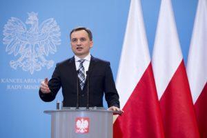 Nieoficjalne: Zbigniew Ziobro straci stanowisko i to być może już w przyszłym tygodniu