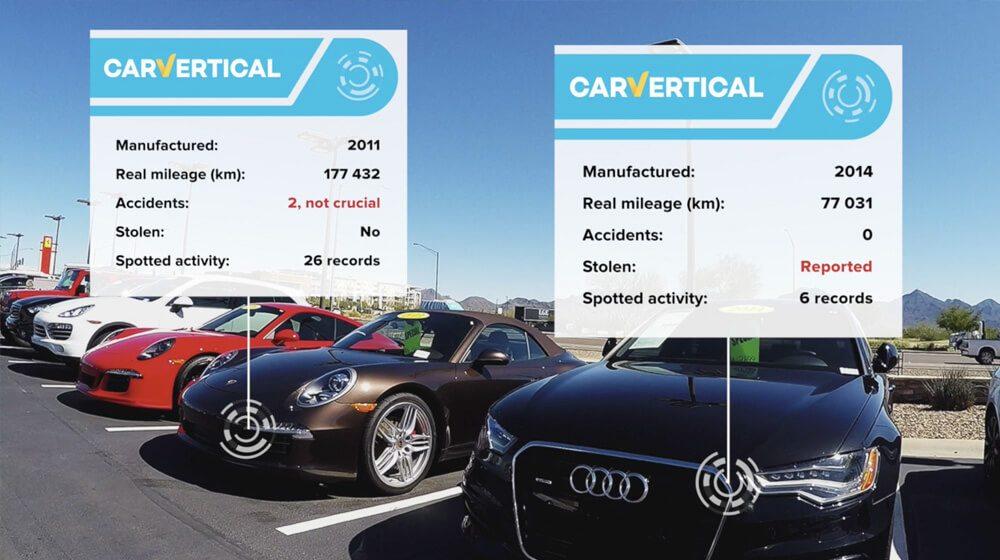 Nie zapomnij sprawdzić VIN przed zakupem używanego samochodu