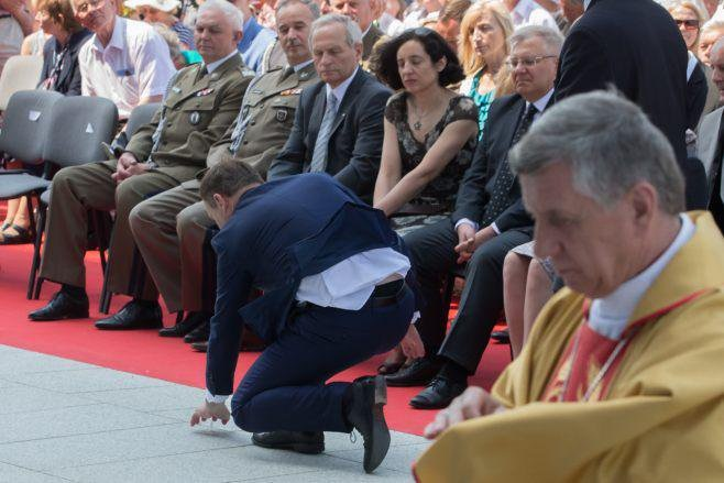 Manuela Gretkowska: Prezydent z urojenia
