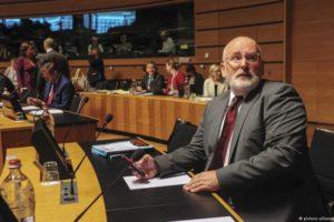 Timmermans: sytuacja w Polsce się pogarsza
