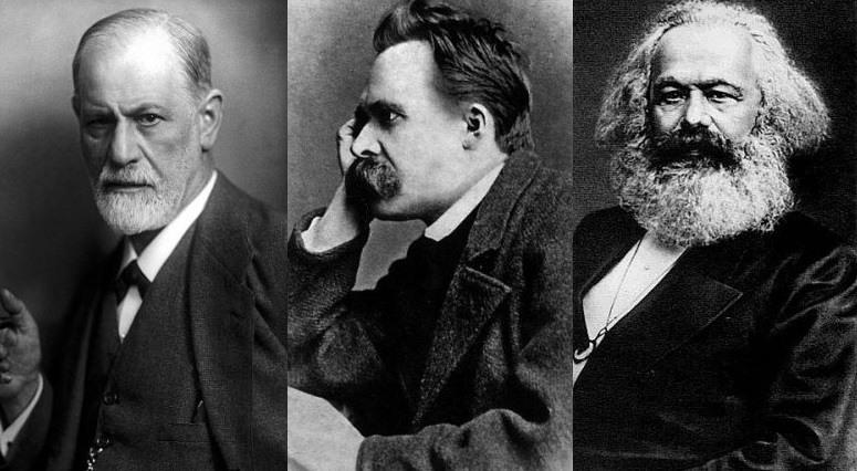 Rafał Sulikowski: Zakazane lektury. Freud – Nietzsche – Marks czytani dzisiaj