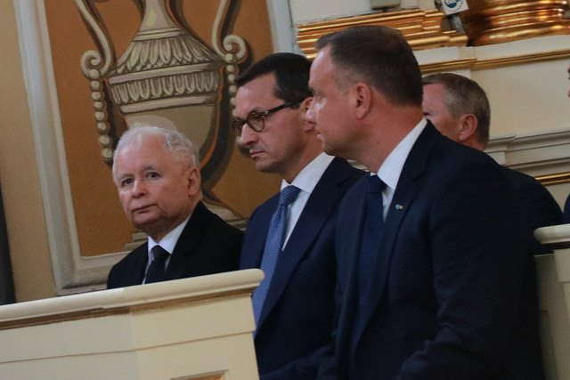 Dlaczego PiS milczy na temat antysemityzmu? partia Kaczyńskiego jest współodpowiedzialna za zły stan stosunków polsko-żydowskich i polsko-izraelskich.