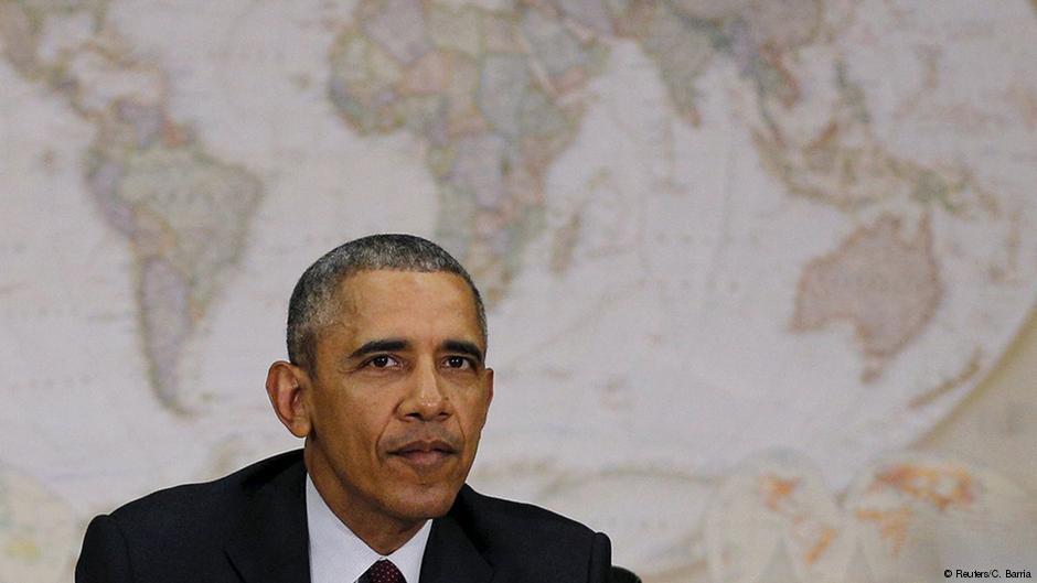 Obama naraził na szwank autorytet wielkiego mocarstwa