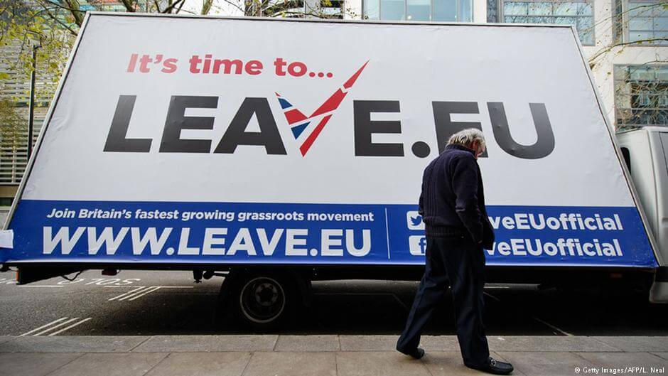 100 mln funtów - tyle na reklamę brexitu bez umowy chce wydać brytyjski rząd
