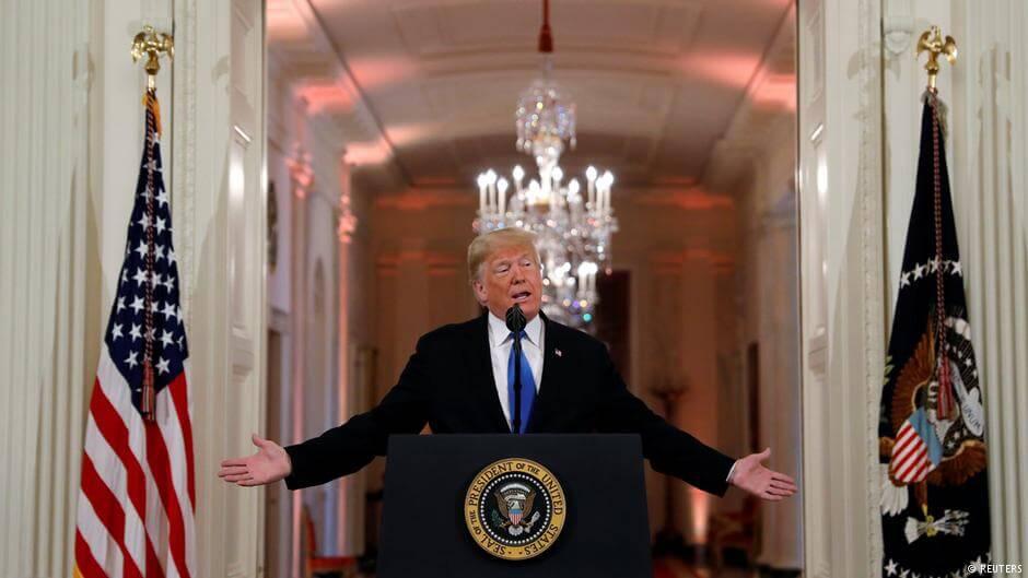 Trump przywraca  normalność