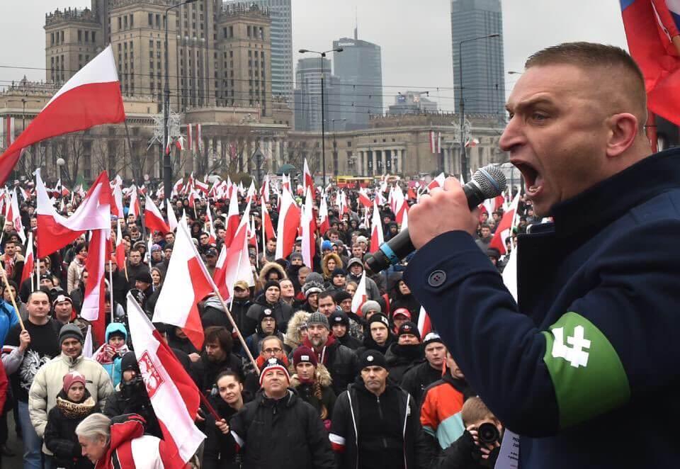 Adam Mazguła: Kompromitacja, PiS oddał Warszawę faszystom