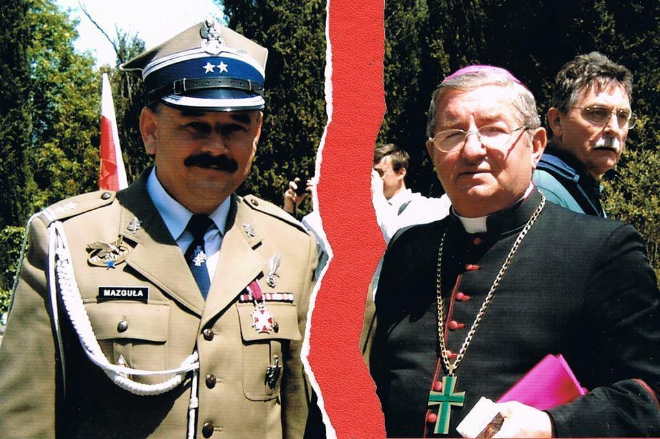 Adam Mazguła: Panie Arcybiskupie Sławoju Leszku Głodziu, brzydzę się Panem
