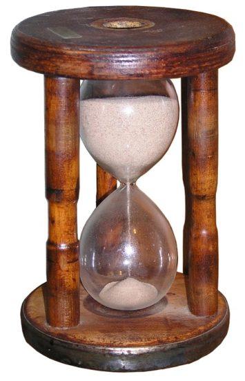 klepsydra - czas okreslony