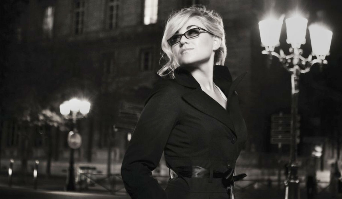 Melody Gardot to dziś 33 letnia amerykańska piosenkarka jazzowa, autorka piosenek, pianistka i gitarzystka.