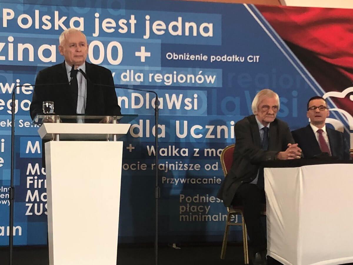 """Dariusz Stokwiszewski: Nie pozwólmy, aby w Polsce powtórzył się """"grudzień 1970""""!"""