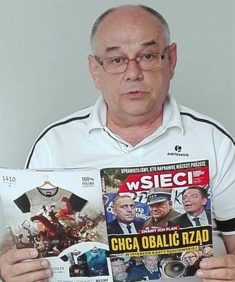 Płk Adam Mazguła nie jest ulibieńcem mediów publicznych