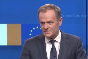 Donald Tusk został wybranym na przewodniczącego Europejskiej Partii Ludowej
