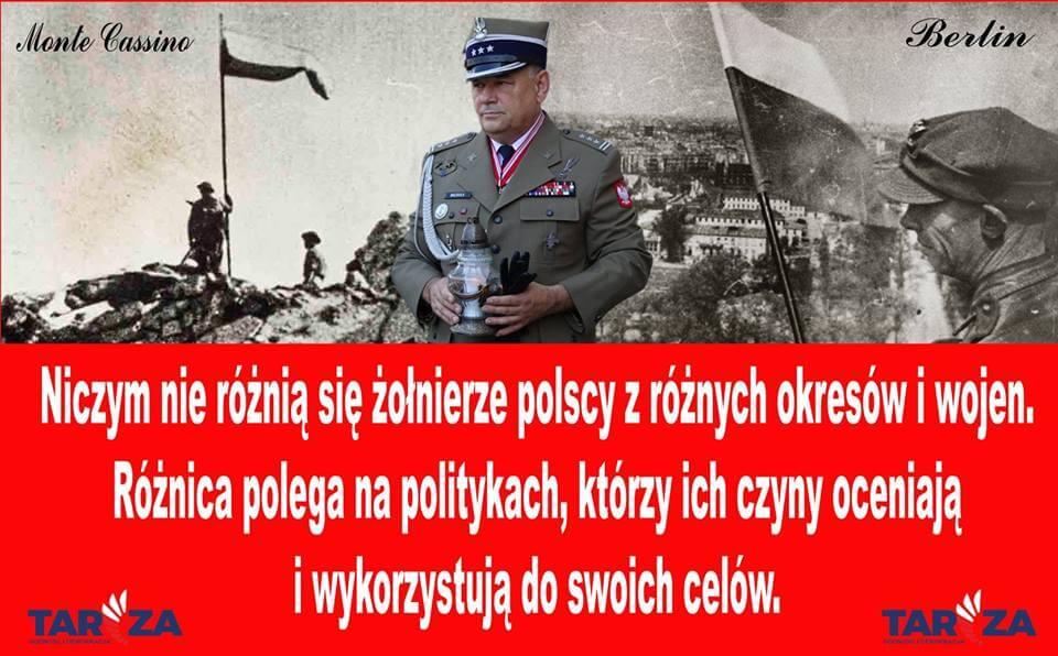 Adam Mazguła: Określiła, o co walczył jej dziadek w Powstaniu Warszawskim. Ciekawy, czy wie o co nie walczył?