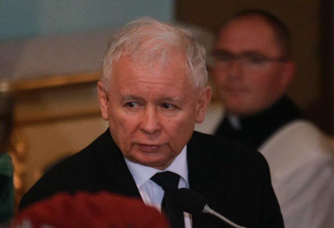 """Bezczelne """"poprawianie"""" demokracji musi mieć swój kres. Kimże jest pan J. Kaczyński, by narzucać swym rodakom takie brednie?"""