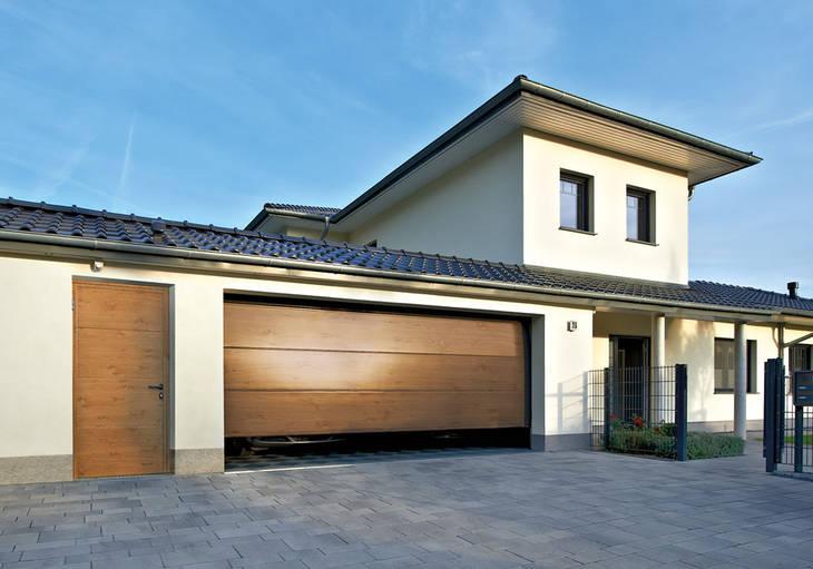 Jak otworzyć bramę garażową bez pilota?