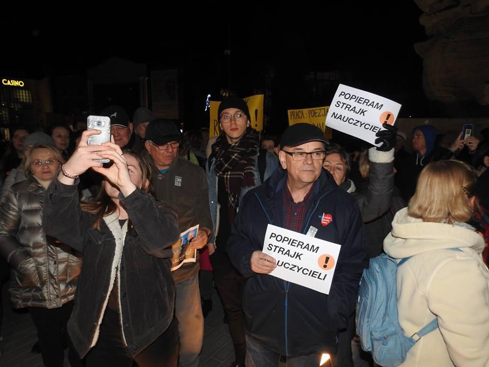 Adam Mazguła: Strajk nauczycieli – ważna lekcja wychowawcza