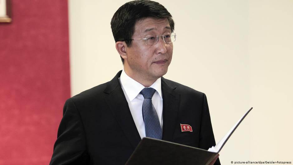Kim Hyok Chol po powrocie miał zostać zastrzelony już na lotnisku Mirim w Pjongjangu.