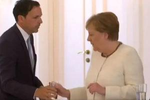 Niepokojący stan zdrowia kanclerz Merkel