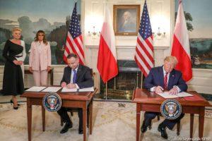 Deklaracja Prezydentów o Współpracy Obronnej w zakresie obecności sił zbrojnych USA na terytorium RP